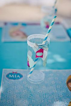 Frozen Birthday Party Ideas | Photo 9 of 41