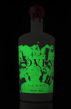 ♛ Coven Vodka Invisible Graphics