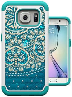 S7 Edge Case, MagicSky [Shock Absorption] Studded Rhinest... https://www.amazon.com/dp/B01C88XWLK/ref=cm_sw_r_pi_dp_x_3-k.xb080R3XE
