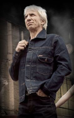 Rumble59 Male Denim Jacke - Rockabilly-Rules.com