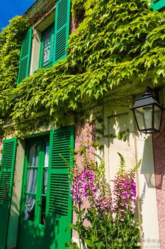 Claude Monet's House, Giverny, France ჱ ܓ ჱ ᴀ ρᴇᴀcᴇғυʟ ρᴀʀᴀᴅısᴇ ჱ ܓ ჱ ✿⊱╮ ♡ ❊ ** Buona giornata ** ❊ ~ ❤✿❤ ♫ ♥ X ღɱɧღ ❤ ~ Thu 12th Feb 2015
