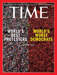 July 22, 2013: The Street Rules - World's Best Protesters, World's Worst Democrats