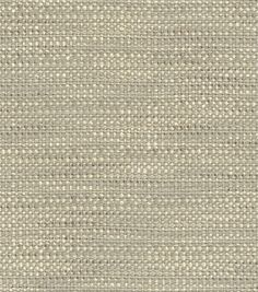 Upholstery Fabric-Waverly Tabby Sterling