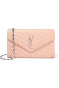 Pale-blush textured-leather (Calf) Snap-fastening front flap Comes with dust bag Weighs approximately 1.8lbs/ 0.8kg Made in Italy
