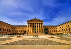 Philadelphia Art Museum - was an art education itern here back in the early wonderful, educated people work here. A pleasure. Philly Art Museum, Philly Style, Philadelphia Museum Of Art, Philadelphia Pa, Museum Of Fine Arts, Photo Location, Quebec, The Places Youll Go, Places To Travel