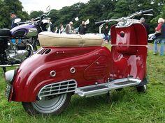 1955 Zundapp Bella Motor Scooter