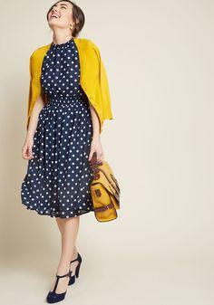 Savor the Occasion A-Line Dress | ModCloth