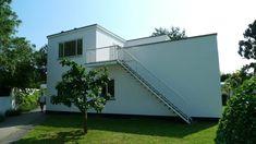Photo fra Arne Jacobsen house in Denmark.
