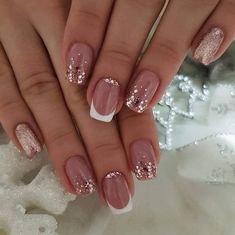 96 Lovely Spring Square Nail Art Ideas - - summcoco gives you inspiration for the women fashion trends you want. Thinking about a new looks or lifestyle? This is your ultimate resource to get the hottest trends. Glam Nails, Cute Nails, Pretty Nails, My Nails, Gold Gel Nails, Nail Pink, Spring Nail Art, Nail Designs Spring, Spring Nails