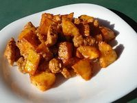 brassoi apropecsenye Sweet Potato, Potatoes, Vegetables, Food, Potato, Essen, Vegetable Recipes, Meals, Yemek