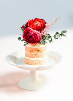 Summer inspired mini cakes!