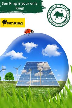 We all know that our electricity bill can get a bit much, don't we? Get your low maintenance solar from Warthog Agencies today. Sun King is King! #solarpower #sunking Solar Energy, Solar Power, Electricity Bill, You Got This, Planets, King, Canning, Its Ok, Home Canning
