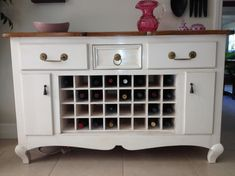 How To Make A Sideboard Out Of A Dresser