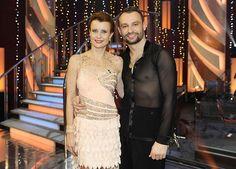 S tanečníkem Markem makala denně několik hodin na tanečním sále.