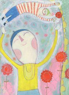 Love Sarah Hand's work / Kickcan & Conkers