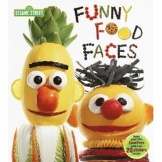 Ten boardbooks for babies all about fruits and veggies. Click on the link to view slideshow.  http://www.examiner.com/slideshow/books-for-babies-about-fruit-and-vegetables