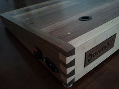Pedalboard 15 x 24 Pedal board by DovetailPedalboards on Etsy, $269.00