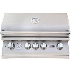 Lion 32-Inch Built-In Gas Grill - L75000 Stainless Steel Natural Gas -- Awesome products selected by Anna Churchill