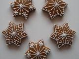 Perníčky, které jsou hned měkké Christmas Baking, Christmas Crafts, Christmas Decorations, Christmas Gingerbread, Gingerbread Cookies, Cake Cookies, Christmas Cookies, Funny Cake, Cookie Decorating