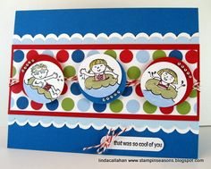 Fun in the Sun by abbysmom2198 - Cards and Paper Crafts at Splitcoaststampers