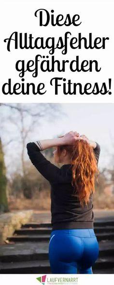 12 Dinge, die deiner Fitness mehr schaden, als du denkst - Laufvernarrt
