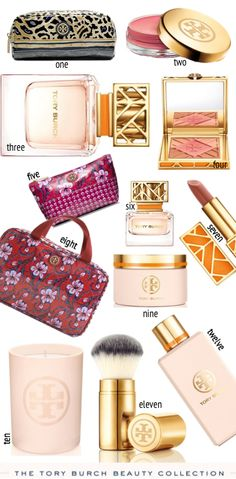 NEW Tory Burch Beauty!! | thedoctorscloset.com