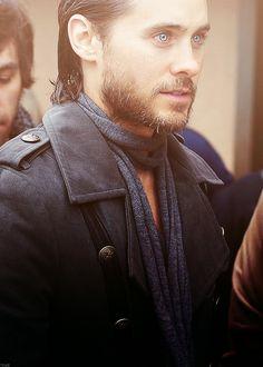 Jared Leto. Those eyes:)