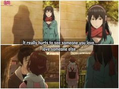 FEELS Anime: || Parasyte the maxim ||