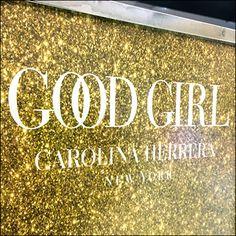 Carolina Herrera Good-Girl Museum Case Tower