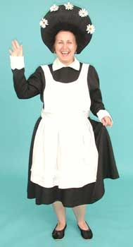 Amelia Bedelia Custom Promotional Mascot Costume Available as Rental