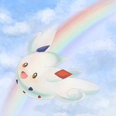 togekiss, now a member of my platinum team :) Pokemon Fairy, My Pokemon, Pokemon Regions, Pokemon Universe, Types Of Fairies, Cute Pokemon Wallpaper, Pokemon Pictures, Cute Birds, Anime Shows