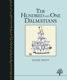 The Hundred and One Dalmatians (101 Dalmations) by Dodie Smith http://smile.amazon.com/dp/1405264179/ref=cm_sw_r_pi_dp_d0Sswb1DTXMVA