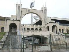 Estadio Municipal de Gerland en Lyon (1916), de Tony Garnier