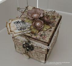 Explosion box: