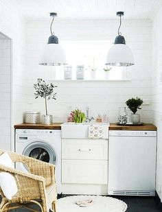 21 Laundry Rooms That Will Make You Want to Do Laundry - PureWow