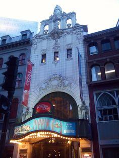 Opera House, Boston, MA
