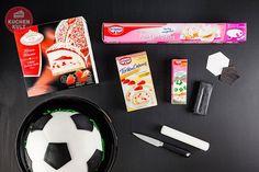 Fußball Party Fußballtorte Rezept                                                                                                                                                                                 Mehr