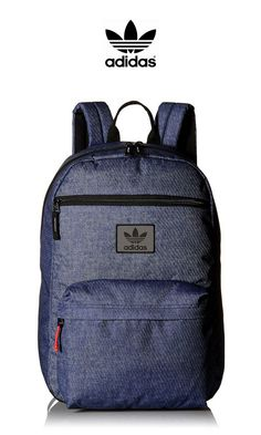 c2f6b3c8c8 The trendy Adidas Originals National Backpack offers great value for money.  Click for full