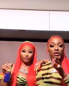 Nicki Minaj X Megan Thee Stallion