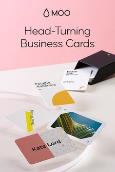 These are not your average business cards. Tell the story of you and your business with premium paper stocks, full-color, double-sided designs and unique options like gold foil, raised gloss and rounded corners. start with a template or uplo Business Cards Online, Custom Business Cards, Business Card Design, Make Money Online, How To Make Money, How To Get, How To Plan, Business Planning, Business Tips