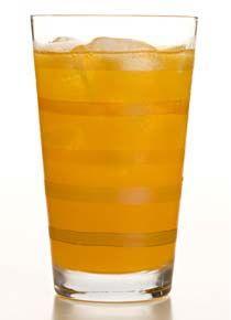 Suco de gengibre com maçã