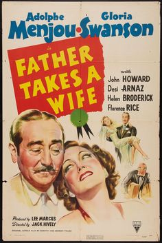 1941 - FATHER TAKES A WIFE - Jack Hively