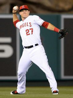"Mike Trout - My dad's new so-called ""prodigy"""