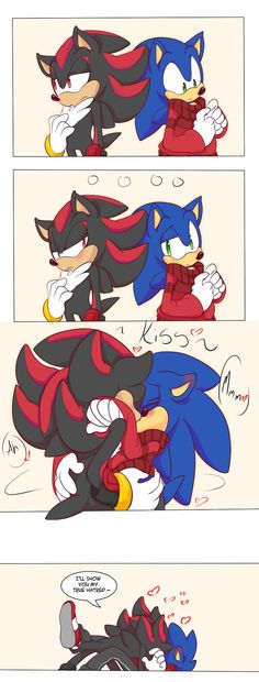 Photo of :.: S o n a d o w Mpreg~:.: for fans of Sonadow. So Many People Are Against Sonadow, They Say Shadow Is Suppose To Hate Sonic! This Is What Shadow Wantsz To Show.