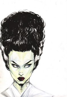 Bride of Frankenstein by Joëlle Jones