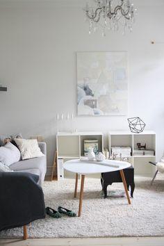 No. 0950 – Vores stue har fået en makeover // Boligindretning   by.bak interior & lifestyle