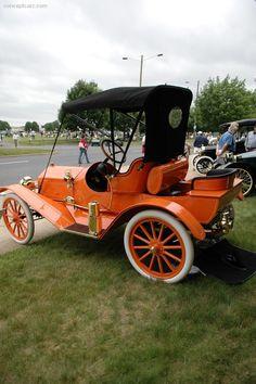 1912 Metz Model 22.