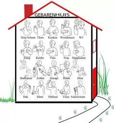 DXLMOW Gebaren Huis