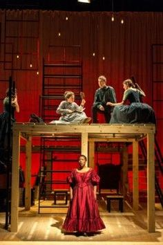 An inventively staged and captivating adaptation of Charlotte Bronte's novel Charlotte Bronte, National Theatre, Jane Eyre, Novels, London, Fiction, Romance Novels