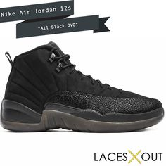 98dba3cb5677 12 Best All Black Nike Air Jordans (Customs and OG)
